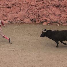 Torero auf der Flucht in YanqueFoto:©Lichtbildarena