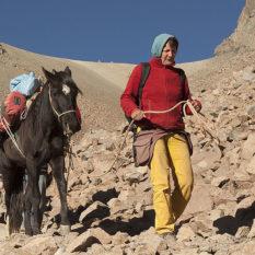 Abstieg vom Sirani-PassFoto:©Lichtbildarena