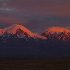 In Eis und Schnee - Nevado Coropuna, der höchste Vulkan Perus - (6425 m)Foto:©Lichtbildarena
